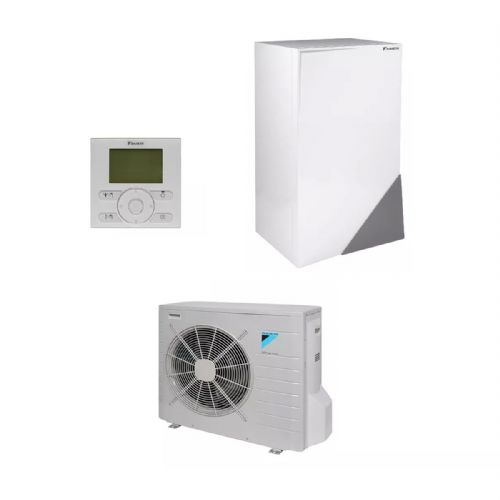 Daikin Altherma Heating HT High Temperature Air Source Heat-Pump Boiler System Installation Kit 240V/415V~50Hz